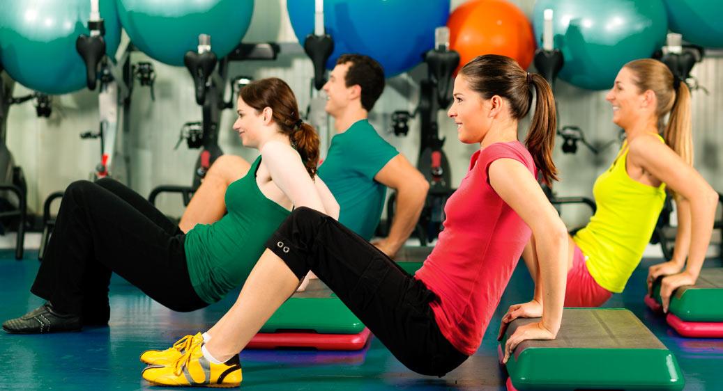 Physiothearapie-Kurse bei medfit
