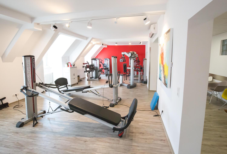 medfit Physiotherapie Bruchsal Kraftraum 4